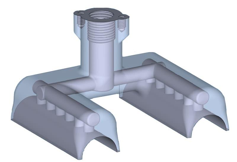 Модель для 3D-печати, предложенная заказчиком