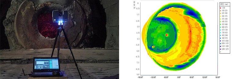 Лазерный 3D-сканер FARO в металлургии