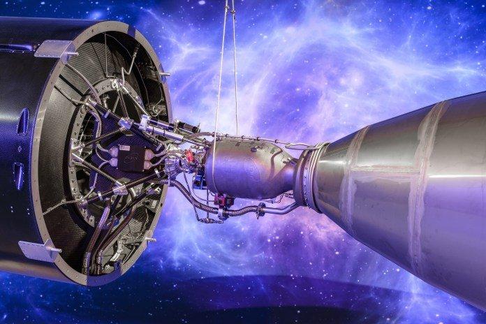 Ракетный двигатель, напечатанный на 3D принтере металлом