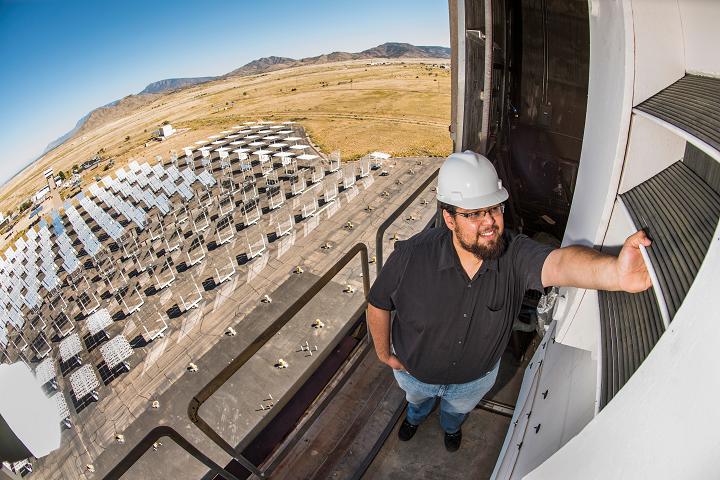 Напечатанные на 3D-принтере солнечные батареи в Национальных лабораториях Сандия