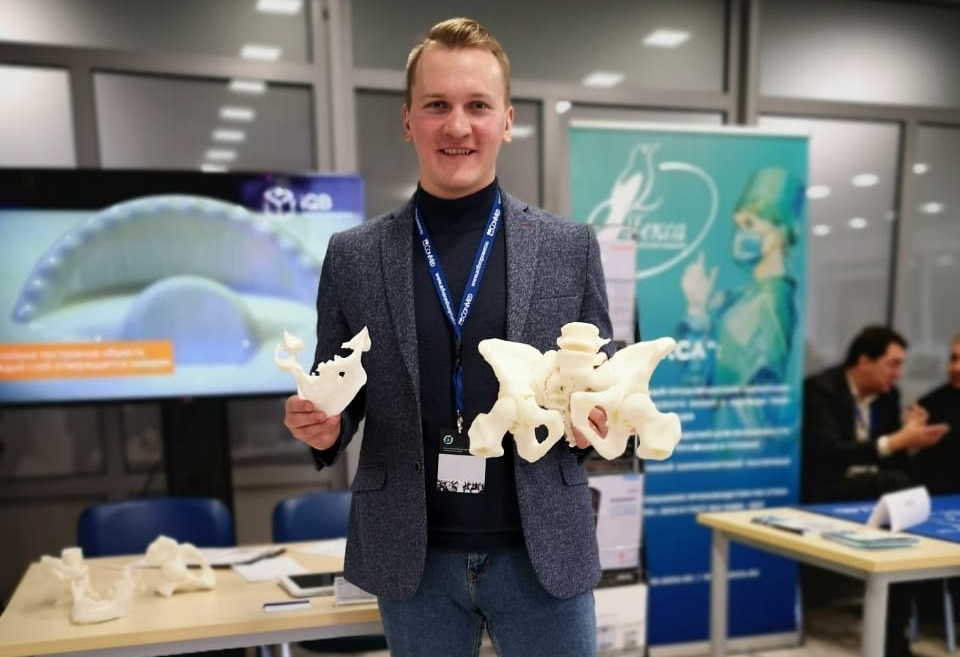 3D печать для медицинских учреждений в компаниях iQB и TWIZE