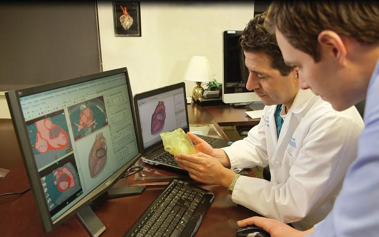 3D печать в медицине