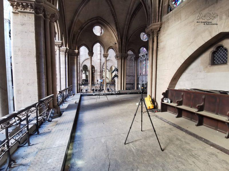3D-сканирование архитектурного объекта