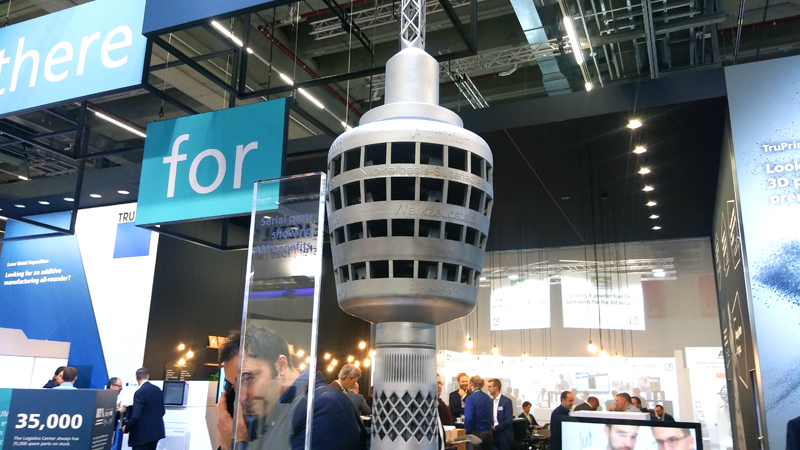 Formnext 2019 tower