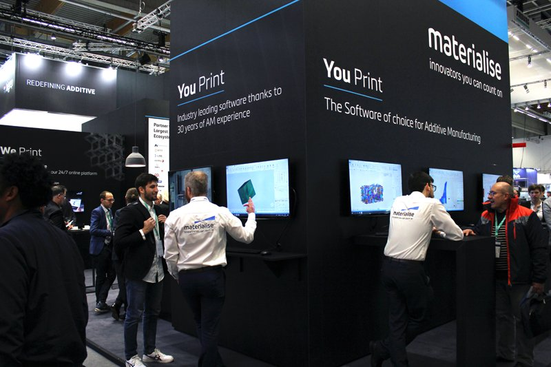 Formnext 2019 materialise magics