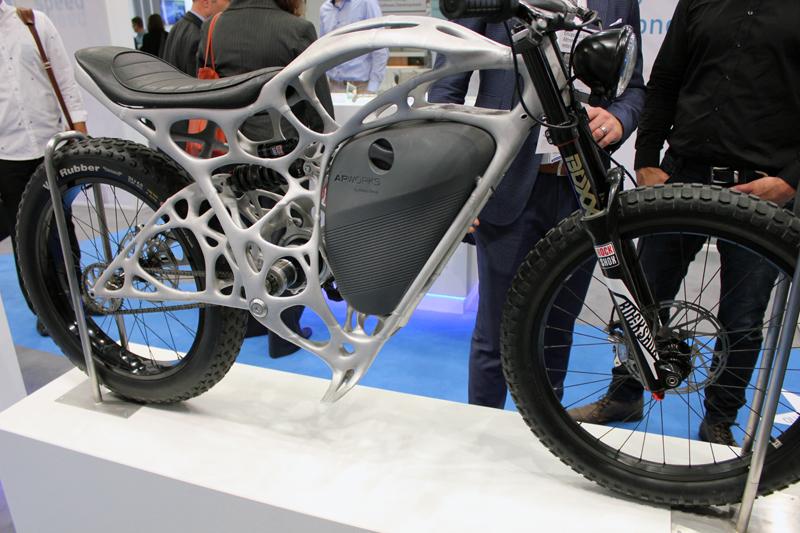 Formnext 2019 bike