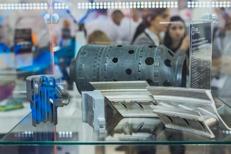 Изделия, напечатанные на металлическом 3D принтере
