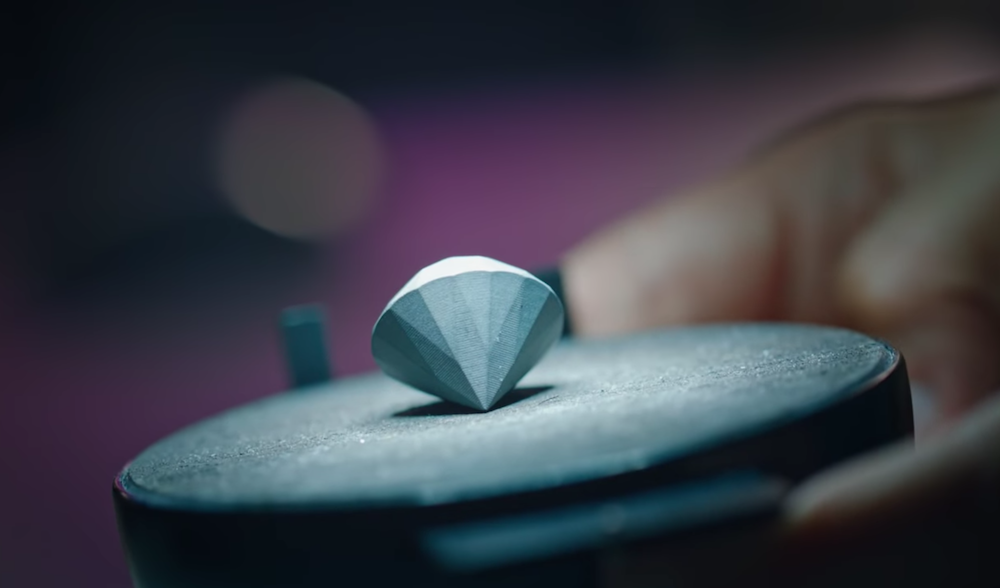 3D печать алмазов