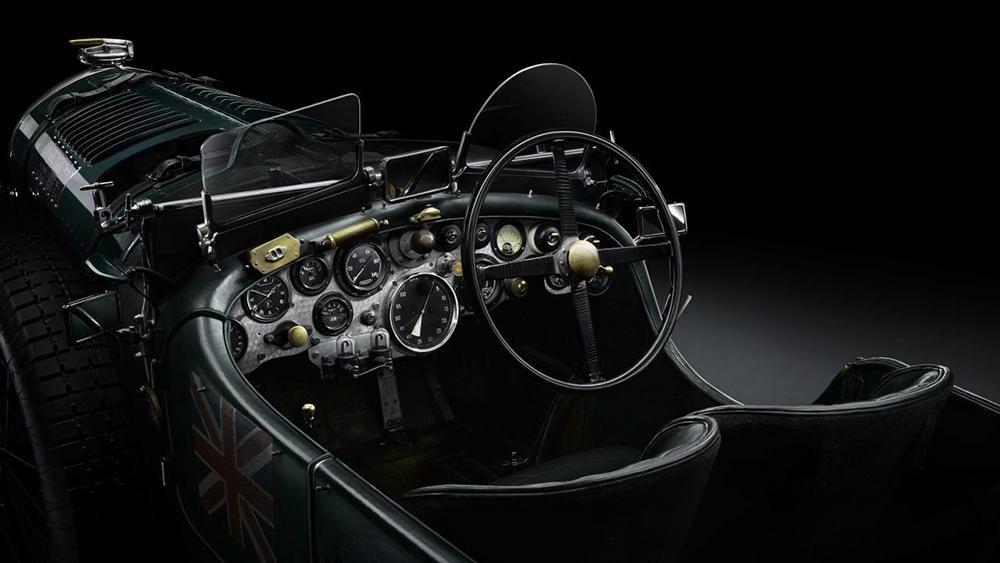 Bentley использует 3d технологии
