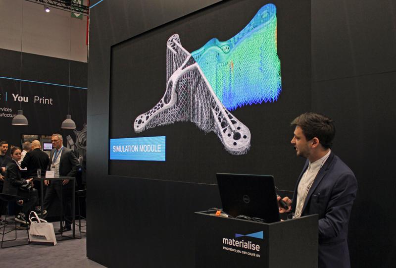 Новинки 3D индустрии на выставке Formnext