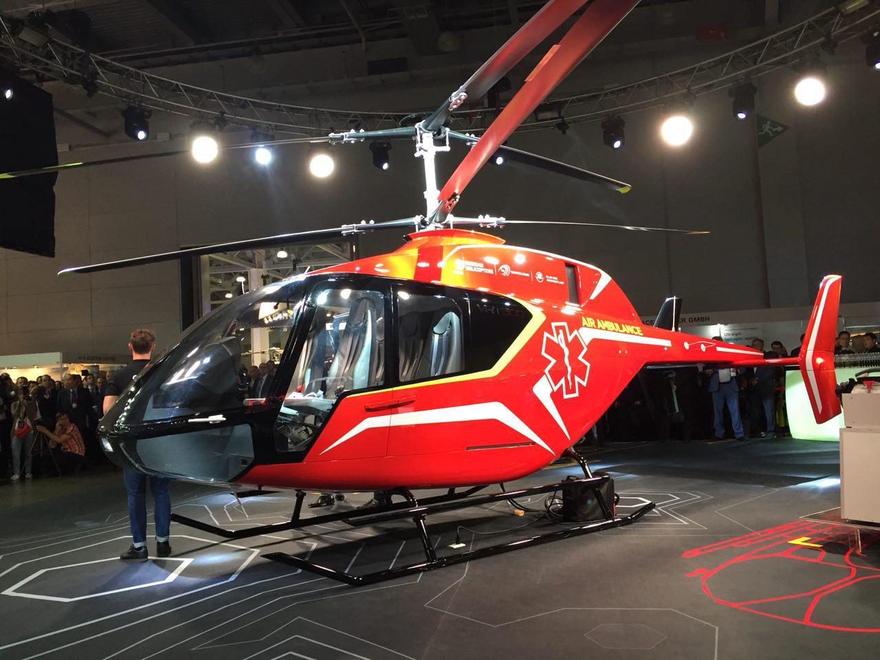 Вертолеты России применяют аддитивное производство