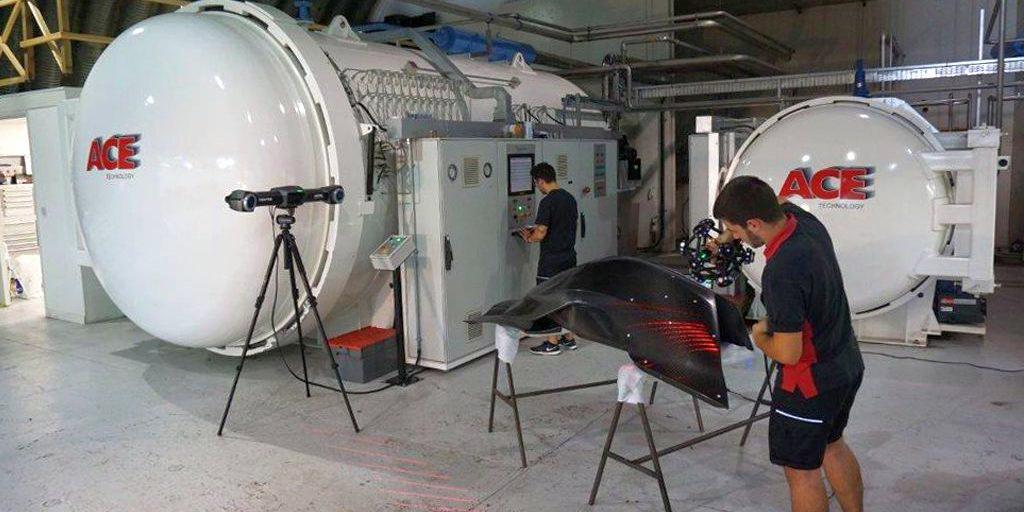 3D сканер Creaform MetraSCAN 3D