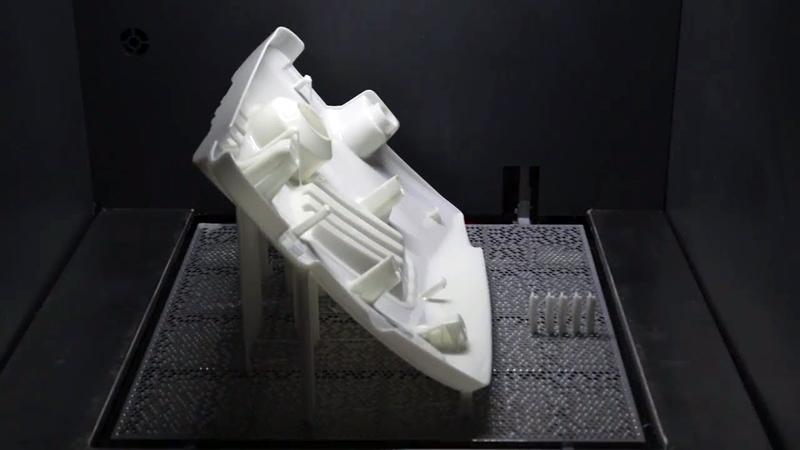 Прототип, напечатанный на 3D-принтере ProtoFab