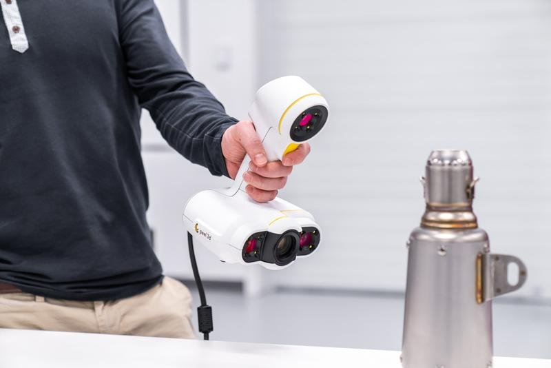 3d-сканер peel 2