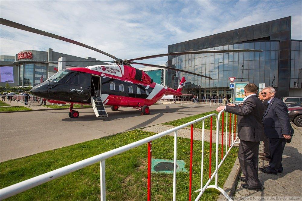 Новейшие разработки вертолетов
